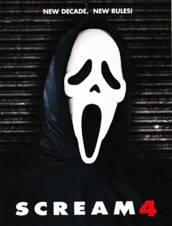 Méli-mélo de vos derniers visionnages - Page 6 .Scream4teaser_m
