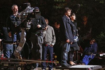 La délicatesse, le film Audrey_Tautou_filming_La_Delicatesse_Paris_5alcV0bGdAJl