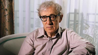 Cannes Film Woody Allen Portrait